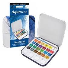 AQUAFINE TRAVEL SET 24 PAN