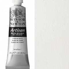 Artisan Watermixable Oil 37ml - Titanium White