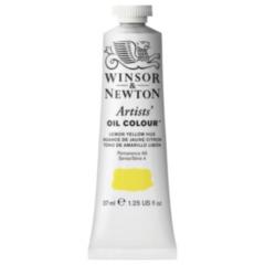 Artist Oil Colour 37ml - Lemon Yellow