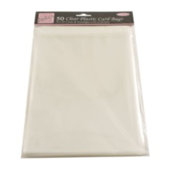 A5 Cellophane Bags Pack of 50