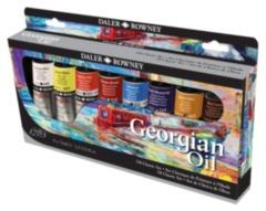 DALER ROWNEY GEORGIAN OIL SET