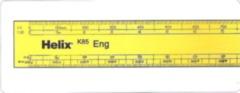 Helix Engineers Scale Ruler