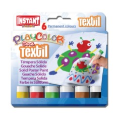Playcolor One Textile Poster Paint Sticks