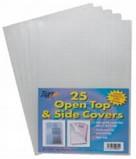 25XA4 OPEN TOP/SIDE COVERS