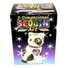 3D Sequins Kit - Cat