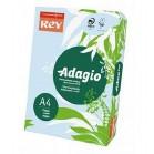 ADAGIO A4 CARD BLUE 160g