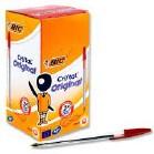 BIC RED BIROS BOX 50