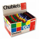 Crayons - Chublets Box of 96