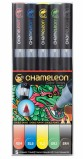 CHAMELEON PEN  5 SET COOL TONE