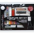 Daler Rowney Complete Art Set (115 pieces)