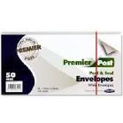 ENVELOPES D.L.WHITE P&S PK. 50