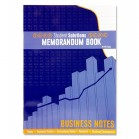 MEMORANDUM BOOK 40 pages A4