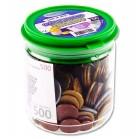 EURO COINS & PAPER MONEY TUB