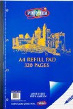 REFILL PAD A4 320PP SIDE BOUND