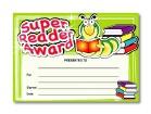 SUPER READER AWARD PK 20