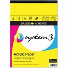 SYSTEM 3 PAD A4