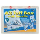 A3 Tuff Box with Handle