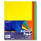 Premier A4 80gsm Activity Paper 100 Sheets Rainbow