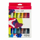 Amsterdam All Acrylics Landscape Set 12 x 20ml