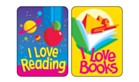 Applause Stickers - Reading Fun