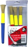 Chubby Brush Pack of 4
