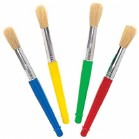 Chubby Brush Pack of 4