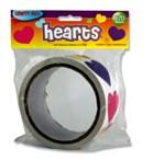 Crafty Bitz Stickers - Hearts