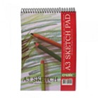 A3 Jumbo Spiral Sketch Pad