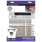 Simply Sketching Set 40 Pieces