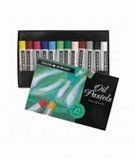 Oil Pastels for Artists (Pack of 12)