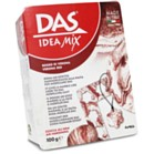 DAS Idea Mix 100g (verona red) Marbling Clay