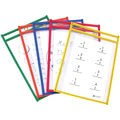 Dry Erase Pockets A4+ pack of 5