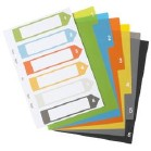 ECO A5 Index File Dividers