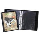 ECO A5 2 Ring Binder with 12 pockets