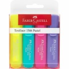 Pastel Hi Lighters Pack of 4