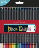 Faber Castell Black Edition Colouring pencils 24