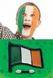 Irish Face Paint Set