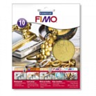Fimo Gold Leaf Metal Sheets 10 sheets