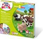 FIMO kids modelling sets Farm Animals