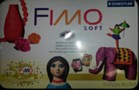 FIMO Soft box set with 10 colour blocks.