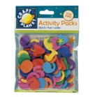 Foam Numbers - Assorted Colours