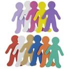 Foam Stickers - People