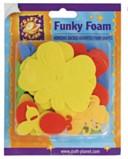 Funky Foam Shapes - Butterflies & Dragonflies (Self-Adhesive)