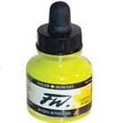 FW INK - FLUORESCENT YELLOW