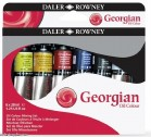 Georgian Oil Colour 6 X 38ml