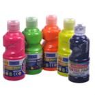 Glitter Paint 250ml - Dark Blue