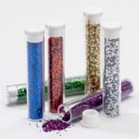 Glitter 6 Easy Shake Glitter Tubs - Assorted Colours