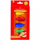 Crayons - Faber Castell Grasp crayons 4 Pack