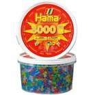 Hama Beads Glitter Pack of 3000