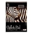 Spiral Sketch Pad A4 110gsm